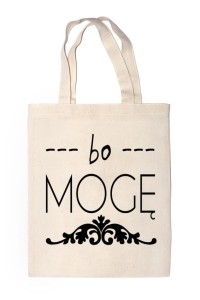 "Shopper  ""BO MOGĘ"""