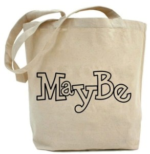 "Shopper ""MayBe"""
